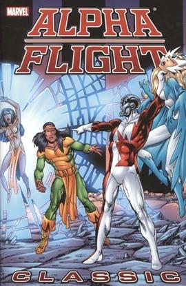 Picture of ALPHA FLIGHT CLASSIC TPB VOL 3