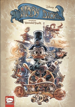 Picture of DISNEY CLASSICS MOBY DICK STARRING DONALD DUCK
