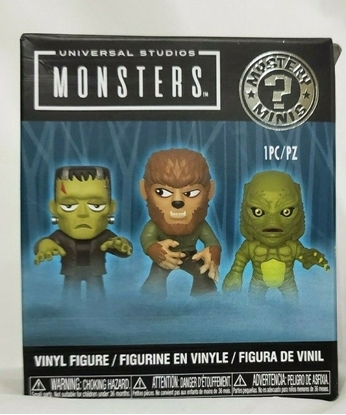 Picture of FUNKO UNIVERSAL STUDIOS UNIVERSAL MONSTERS MYSTERY MINI BLIND BOX 12 PC