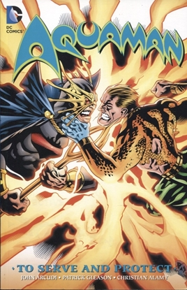 Picture of AQUAMAN TP VOL 02 TO SERVE AND PROTECT
