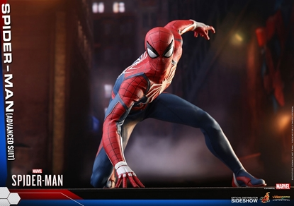 Picture of SPIDER-MAN ADVANCED SUITE VERSION 1:6 SCALE FIGURE HOT TOYS