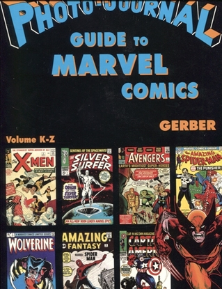 Picture of PHOTO-JOURNAL GUIDE TO MARVEL COMICS VOL IV K-Z