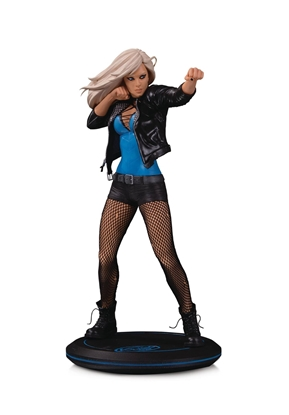 Picture of DC COVER GIRLS BLACK CANARY BY JOELLE JONES STATUE