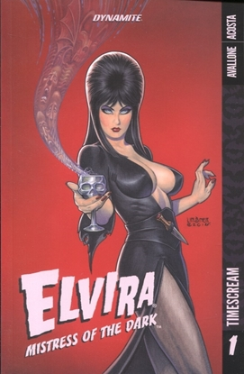 Picture of ELVIRA MISTRESS OF DARK TP VOL 01