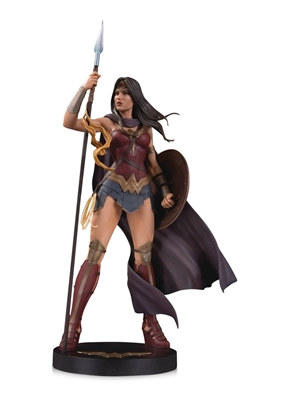 Picture of DC DESIGNER SER WONDER WOMAN BY JENNY FRISON STATUE