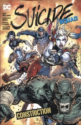 Picture of SUICIDE SQUAD TP VOL 08 CONSTRICTION