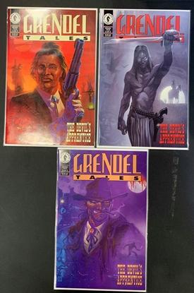 Picture of GRENDEL TALES DEVIL'S APPRENTICE (1997) #1-3  1ST PRINT SET VF/NM