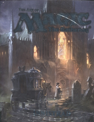 Picture of ART OF MAGIC THE GATHERING HC INNISTRAD