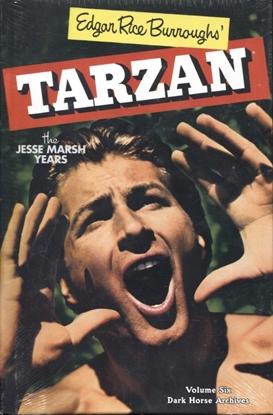 Picture of TARZAN THE JESSE MARSH YEARS HC VOL 06