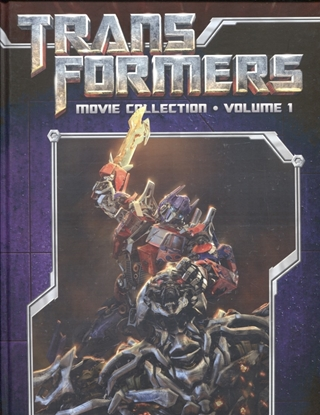 Picture of TRANSFORMERS MOVIE COLLECTION HC VOL 01