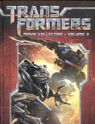 Picture of TRANSFORMERS MOVIE COLLECTION HC VOL 02