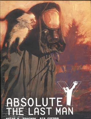 Picture of ABSOLUTE Y THE LAST MAN HC VOL 1