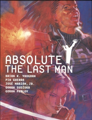 Picture of ABSOLUTE Y THE LAST MAN HC VOL 2