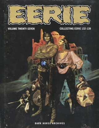 Picture of EERIE ARCHIVES HC VOL 27