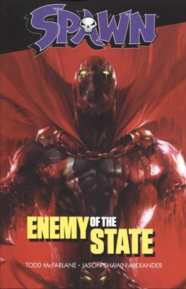 Picture of SPAWN ENEMY OF THE STATE TP