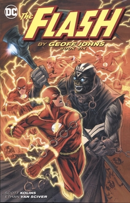 Picture of FLASH BY GEOFF JOHNS TPB BOOK 6