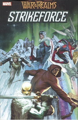 Picture of WAR OF REALMS STRIKEFORCE TP