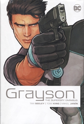 Picture of GRAYSON THE SUPERSPY OMNIBUS HC NEW ED