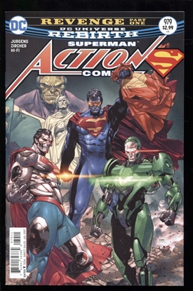 Picture of ACTION COMICS #979 NM