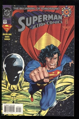 Picture of ACTION COMICS (1938) #0 9.0 VF/NM