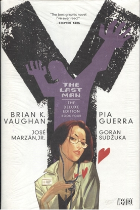 Picture of Y THE LAST MAN DELUXE EDITION HC VOL 4