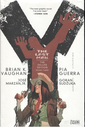 Picture of Y THE LAST MAN DELUXE EDITION HC VOL 3