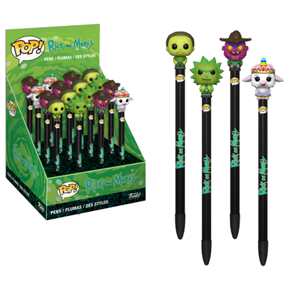 Picture of POP! RICK & MORTY PENS (RICK)