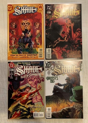 Picture of SHADE (1997) #1-4 SET VF/NM