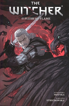 Picture of WITCHER TP VOL 04 OF FLESH AND FLAME