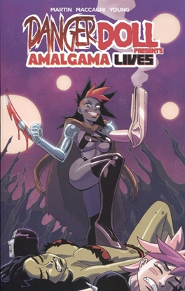 Picture of DANGER DOLL SQUAD PRESENTS AMALGAMA LIVES TP VOL 01