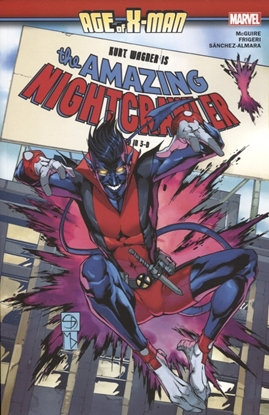 Picture of AGE OF X-MAN AMAZING NIGHTCRAWLER TP