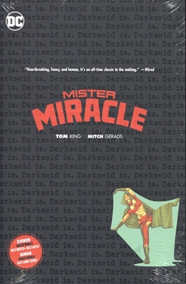 Picture of MISTER MIRACLE HC (MR)