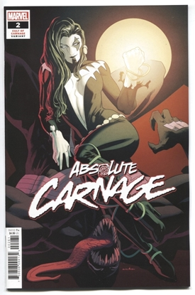 Picture of ABSOLUTE CARNAGE #2 (OF 5) ANKA CULT OF CARNAGE VAR AC
