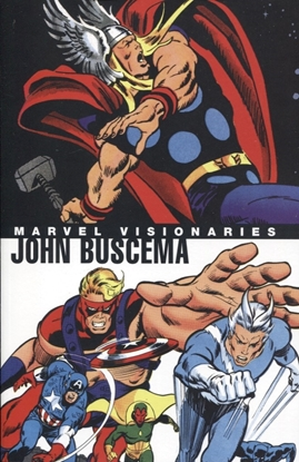 Picture of MARVEL VISIONARIES TP JOHN BUSCEMA