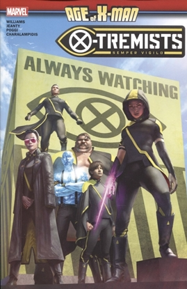 Picture of AGE OF X-MAN X-TREMISTS TP