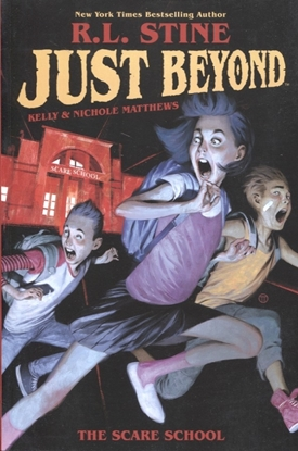 Picture of JUST BEYOND SCARE SCHOOL ORIGINAL GN RL STINE