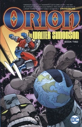 Picture of ORION BY WALTER SIMONSON TPB BOOK 2