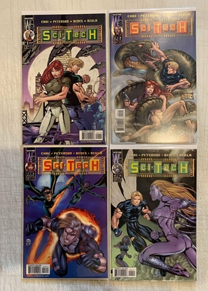 Picture of SCI TECH  (1999) #1-4 SET VF/NM