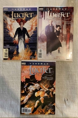 Picture of SANDMAN PRESENTS: LUCIFER (1999) #1-3 SET NM-