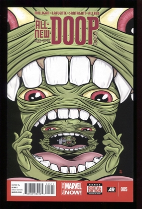 Picture of ALL NEW DOOP (2014) #5 NM