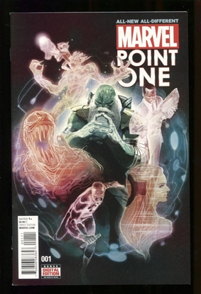 Picture of ALL NEW ALL DIFFERENT POINT ONE (2015) #1 NM