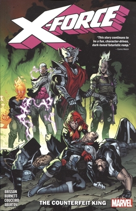 Picture of X-FORCE TP VOL 02 COUNTERFEIT KING