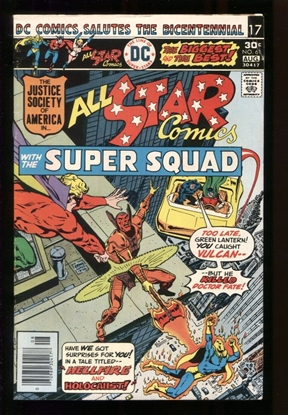 Picture of ALL STAR COMICS #61 6.0 FN