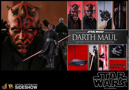 Picture of HOT TOYS DARTH MAUL EP.1  1/6 SCALE FIGURE