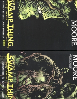 Picture of SAGA OF THE SWAMP THING  VOLS 1 2 3 4 5 & 6 TPB SET