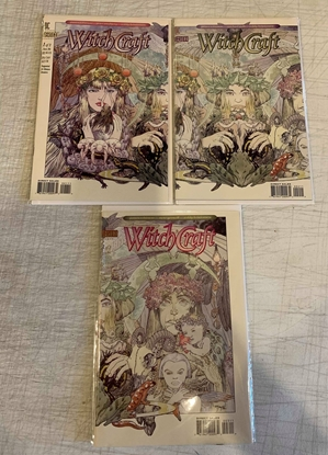 Picture of WITCHCRAFT (1994) #1-3 SET VF/NM