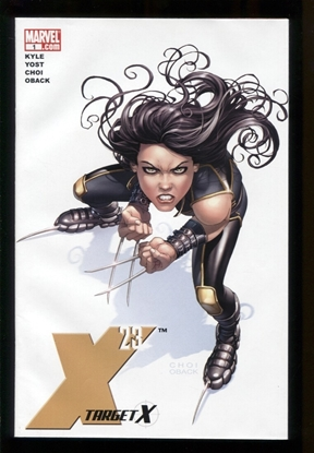 Picture of X-23 TARGET (2007) #1 9.0 VF/NM