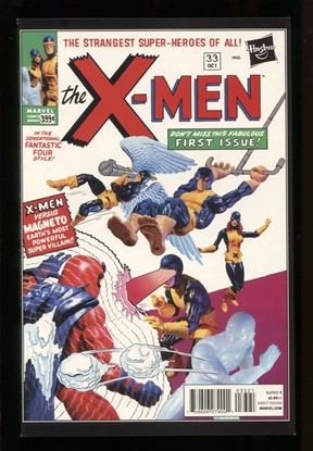 Picture of ALL NEW X-MEN (2012) #33 1:15 HASBRO VARIANT 9.2 NM-