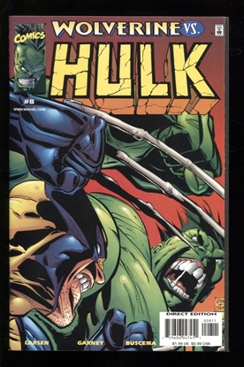 Picture of INCREDIBLE HULK (1999) #8 9.4 NM