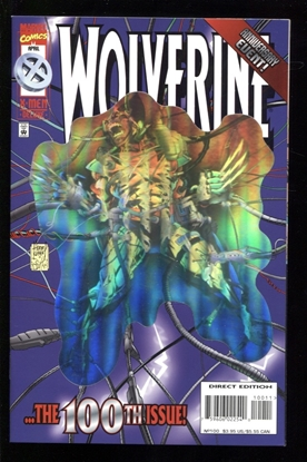 Picture of WOLVERINE (1987) #100 9.4 NM